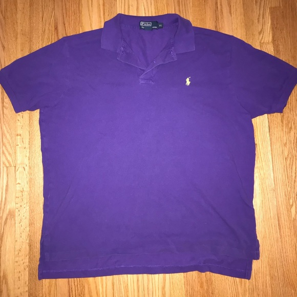 Polo by Ralph Lauren Other - Ralph Lauren Polo Purple Polo